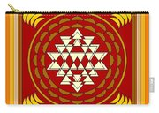 Yantra Meditation Carry-all Pouch