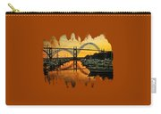 Yaquina Bay Reflections  Carry-all Pouch