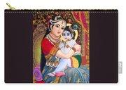Yashoda  Krishna  Carry-all Pouch