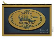 Yates Kennedy Sign Provincetown Carry-all Pouch