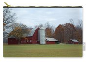 Ye Old Red Barn Carry-all Pouch