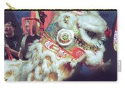 Year Of The Dog Camarillo Calif.  Carry-all Pouch