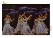 Year Of The Dog Umbrella Dance Carry-all Pouch