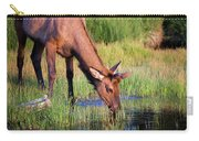 Yearling Elk Carry-all Pouch