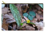 Yelllow Trout Lily 1 Carry-all Pouch
