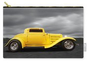 Yellow 32 Ford Deuce Coupe Carry-all Pouch