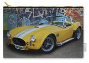 Yellow Ac Cobra  Carry-all Pouch