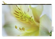 Yellow Alstroemeria Meria Carry-all Pouch