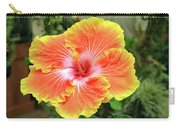 Yellow And Orange Hibiscus 2 Carry-all Pouch