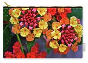 Yellow And Orange Lantana At Pilgrim Place In Claremont-california Carry-all Pouch