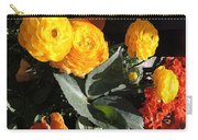 Yellow And Orange Marigolds Carry-all Pouch