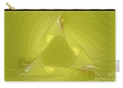Yellow Anyone Carry-all Pouch