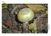 Yellow Autumn Mushroom Carry-all Pouch