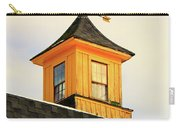 Yellow Barn Cupola Carry-all Pouch