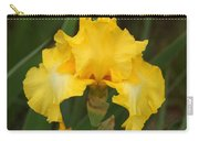 Yellow Bearded Iris Carry-all Pouch