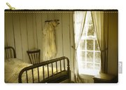 Yellow Bedroom Light Carry-all Pouch