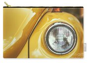 Yellow Beetle Carry-all Pouch