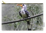 Yellow Billed Hornbill Carry-all Pouch