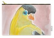 Yellow Bird 56 Carry-all Pouch