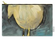 Yellow Bird In Field Carry-all Pouch