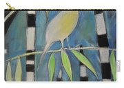 Yellow Bird Up High... Carry-all Pouch