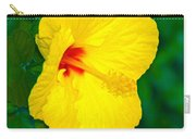 Yellow Blossom Carry-all Pouch