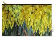 Yellow Buds Carry-all Pouch