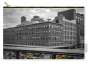 Yellow Cabs In Chelsea, New York 3 Carry-all Pouch