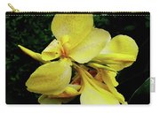 Yellow Canna  Carry-all Pouch