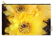 Yellow Cereus Carry-all Pouch