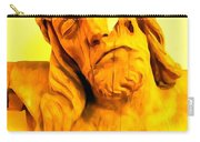 Yellow Christ #1 Carry-all Pouch