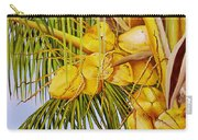 Yellow Coconuts- 01 Carry-all Pouch