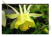 Yellow Columbine 1 Carry-all Pouch