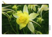 Yellow Columbine 3 Carry-all Pouch