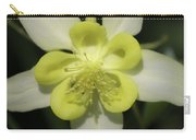Yellow Columbine Squared 2 Carry-all Pouch