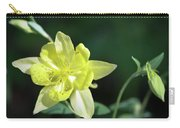 Yellow Columbine Squared Carry-all Pouch