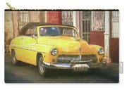 Yellow Convertible Mercury Carry-all Pouch