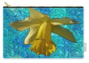 Yellow Daffodil 3 Carry-all Pouch