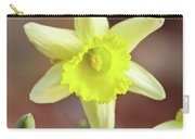 Yellow Daffodil Carry-all Pouch