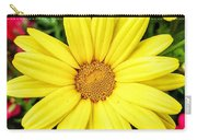 Yellow Daisies Carry-all Pouch