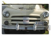 Yellow Dodge Carry-all Pouch
