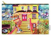 Yellow Dog House Carry-all Pouch
