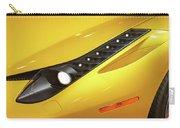 Yellow Ferrari 2013 Carry-all Pouch