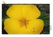Yellow Flower 2 Carry-all Pouch