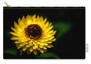 Yellow Flower 6 Carry-all Pouch