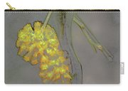 Yellow Flower Art Carry-all Pouch
