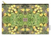 Yellow Flower Photo 1492 Composite Carry-all Pouch