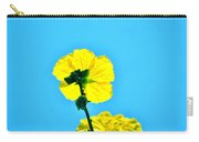 Yellow Flower Carry-all Pouch