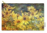 Yellow Flower View 4851 Idp_2 Carry-all Pouch