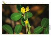 Yellow Flowers II Carry-all Pouch